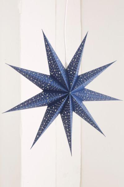 Star Paper Lantern