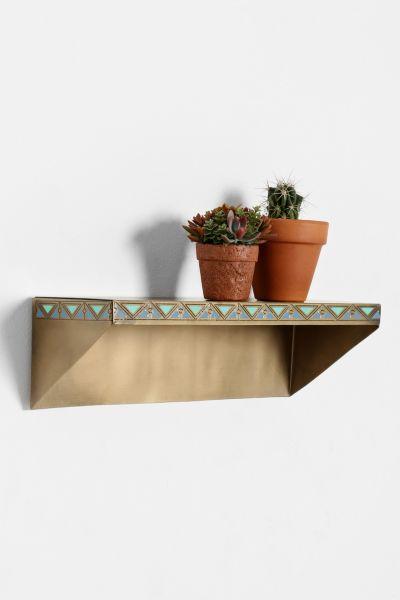 Magical Thinking Metal Wall Shelf