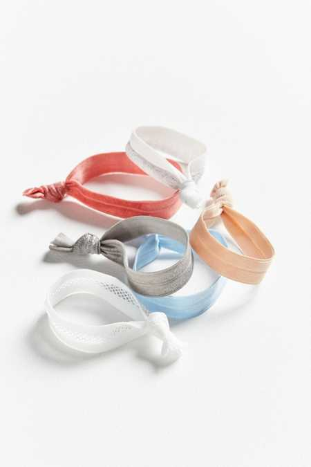 Yoga Ponytail Holder Set