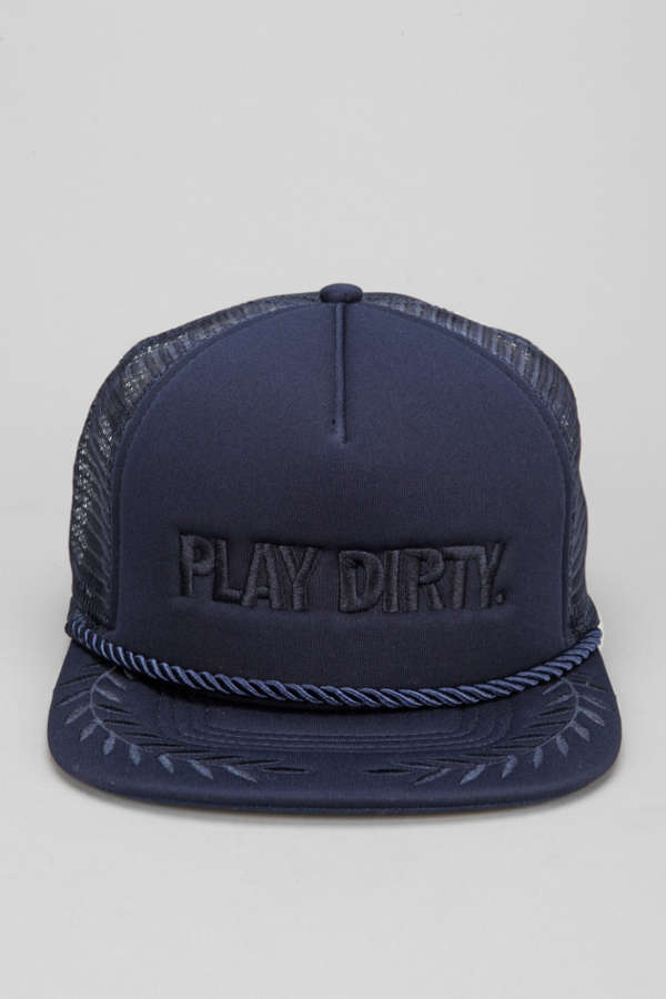 Undefeated Play Dirty Tonal Branch Trucker Hat  f828f2da6a08