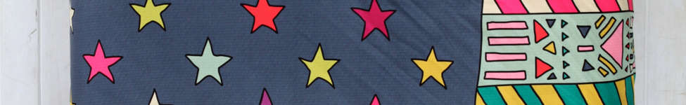 Thumbnail View 1: Bianca Green For DENY My USA Duvet Cover