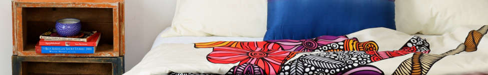 Thumbnail View 2: Valentina Ramos For DENY Unicornucopia Duvet Cover