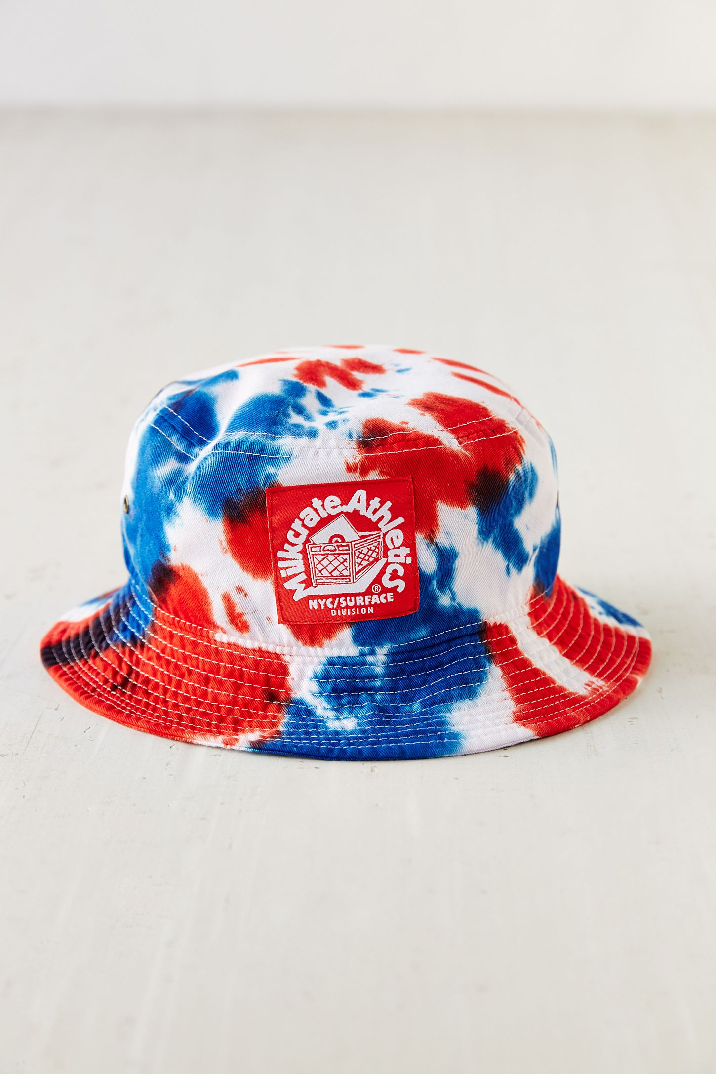 Milkcrate Athletics USA Tie-Dye Bucket Hat  1bf362dabbc