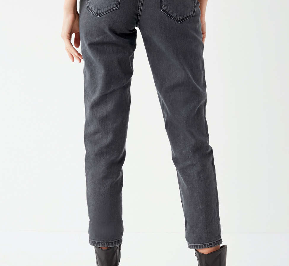 Slide View: 3: BDG Mom Jean - Black