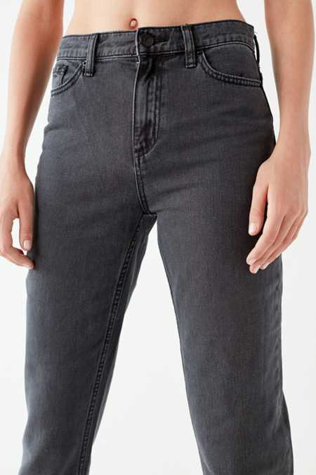 Slide View: 5: BDG Mom Jean - Black