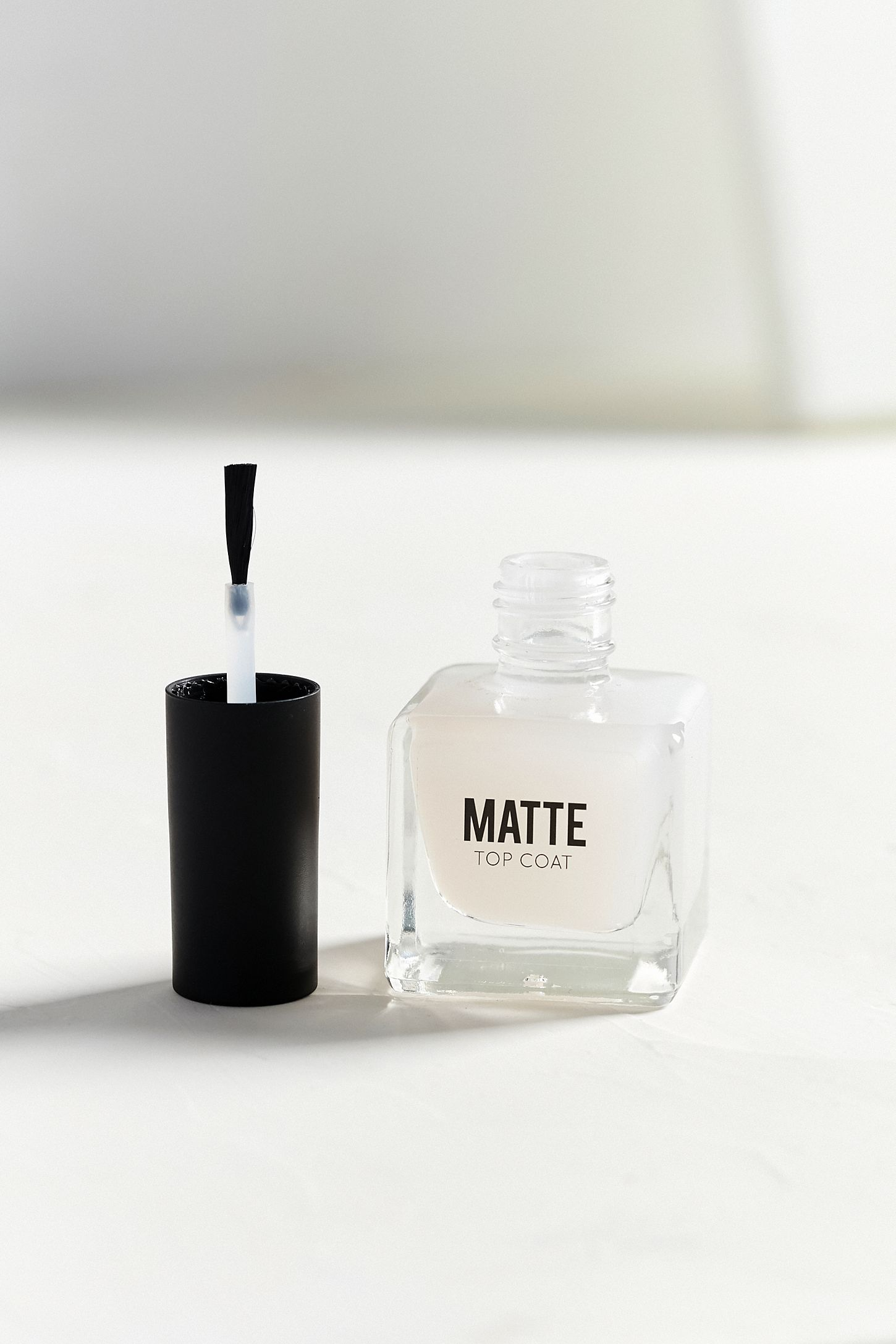 Uo Matte Top Coat Nail Polish Urban Outfitters