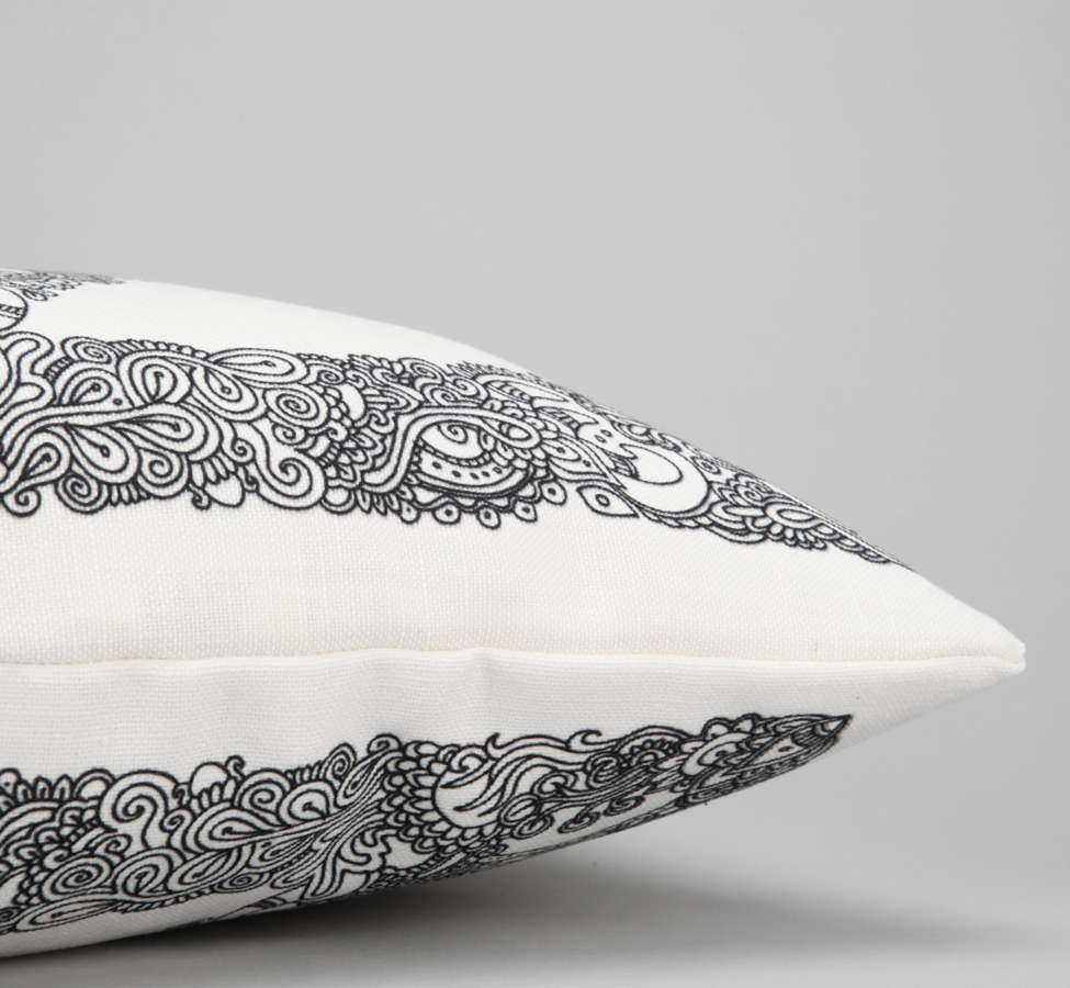 Slide View: 2: Martin Bunyi For DENY Isabet P Pillow