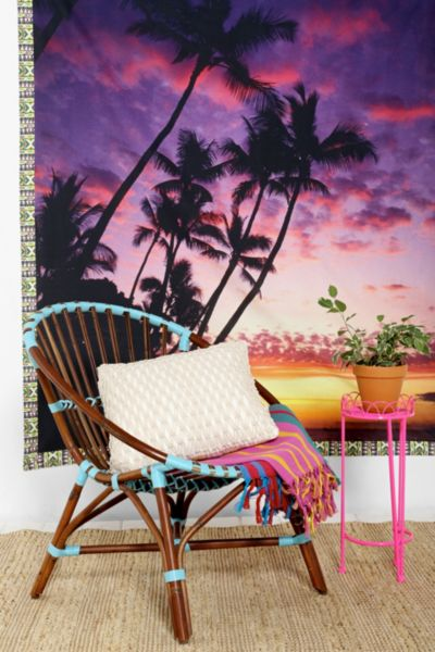 Plum & Bow Palm Tree Tapestry