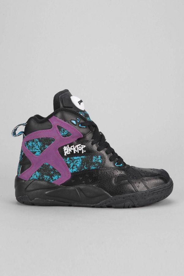 5b67b81f716 Reebok Blacktop Battleground High Top Sneaker - Reebok Of Ceside.Co
