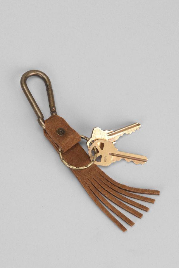 Brixton Poods Suede Keychain  6d5c52fcd