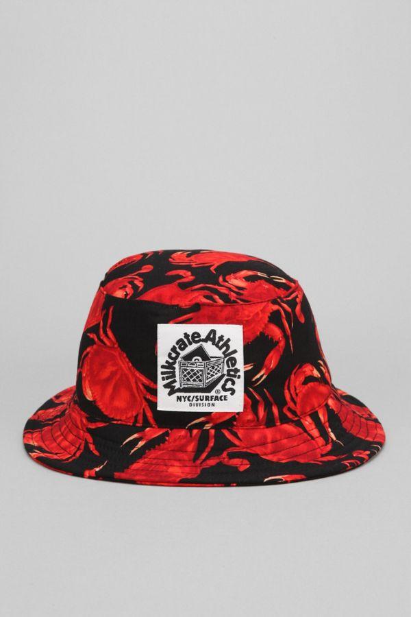 Milkcrate Athletics Crabs Bucket Hat  21daec5761df