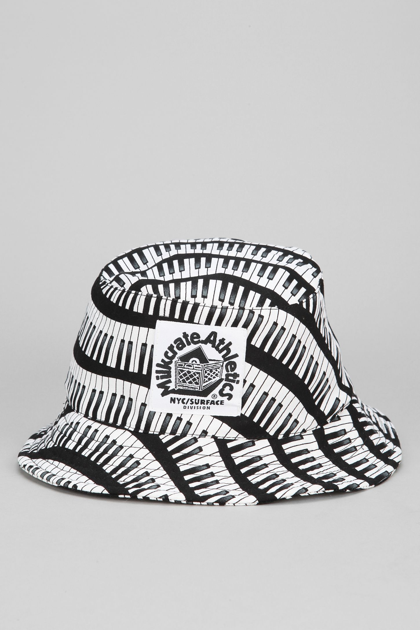 cf0e0786c9b Milkcrate Athletics Keys Bucket Hat. Tap image to zoom. Hover to zoom.  Double Tap to Zoom