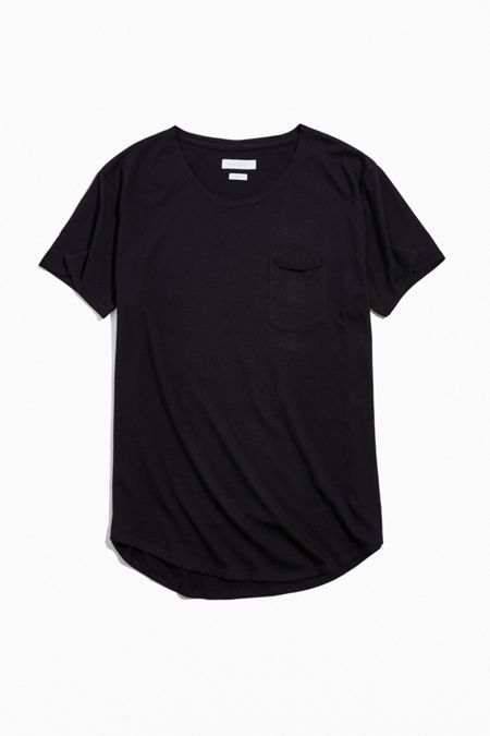 UO Scoop Neck Curved Hem Tee d660064d4d2