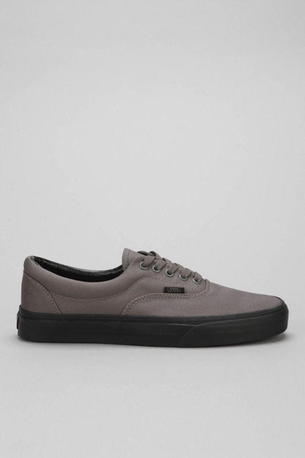 Vans Era Black Sole Men s Sneaker  511fe66d5