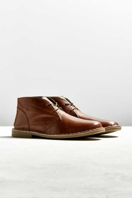 UO Leather Desert Boot