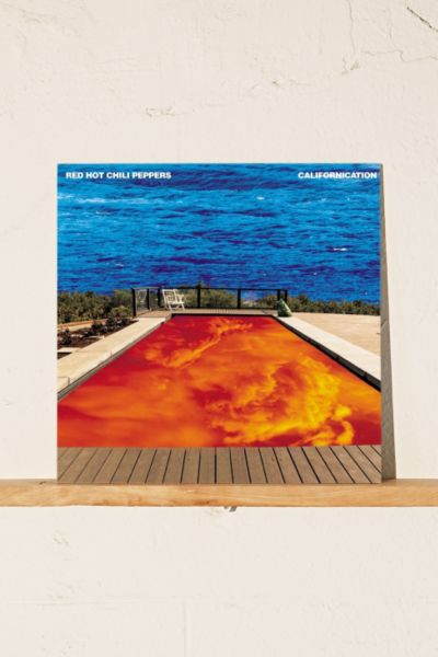 The Red Hot Chili Peppers - Californication 2XLP - Black One Size at Urban Outfitters