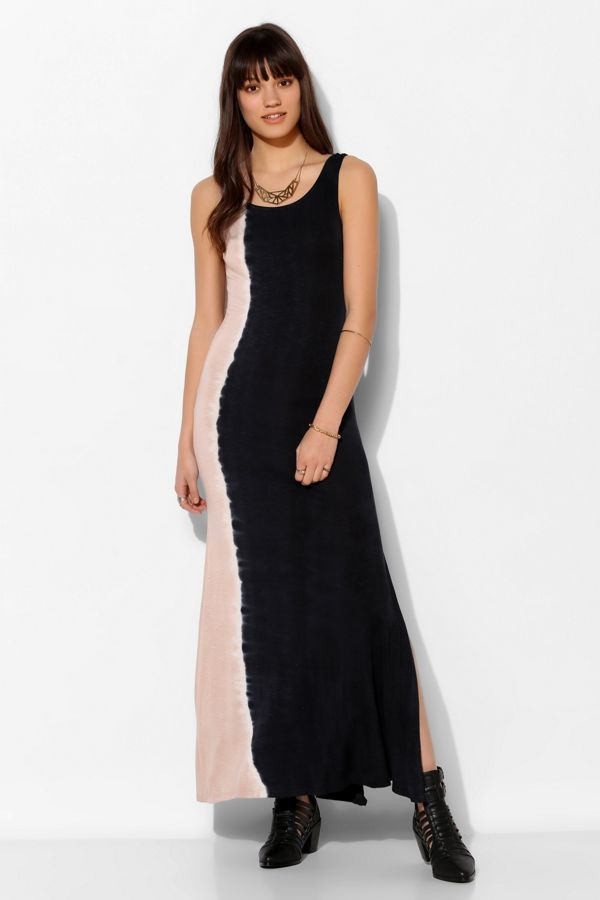 Staring At Stars Tie Dye Maxi Dress Urban Outfitters