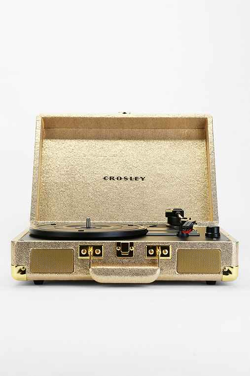 UO Cruiser Briefcase Portable Vinyl Record Player - Urban Outfitters