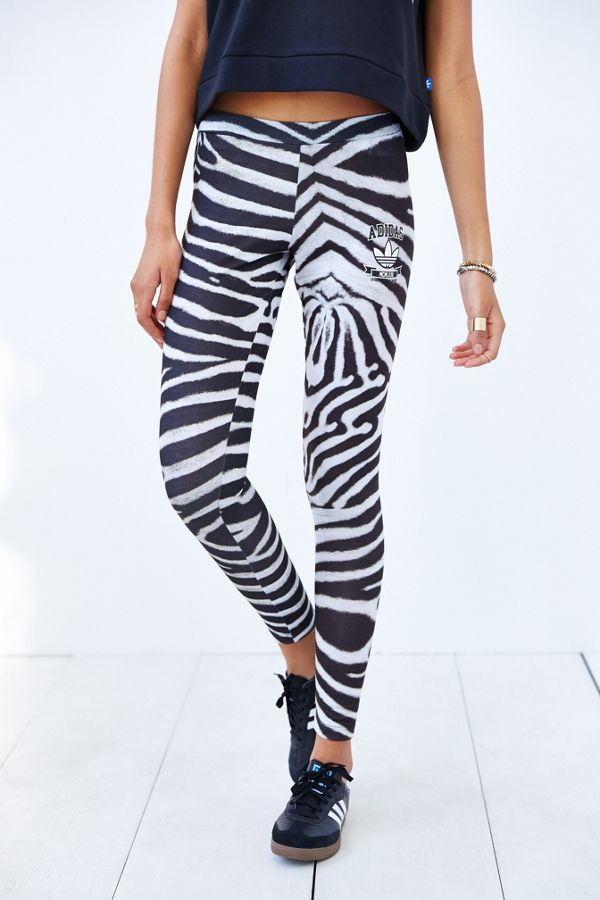 Originals Adidas Legging Outfitters Zebra Urban BfdxfqwC