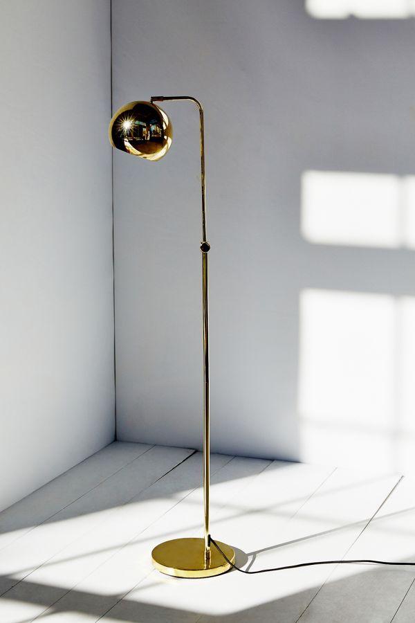 Slide view 1 gumball floor lamp