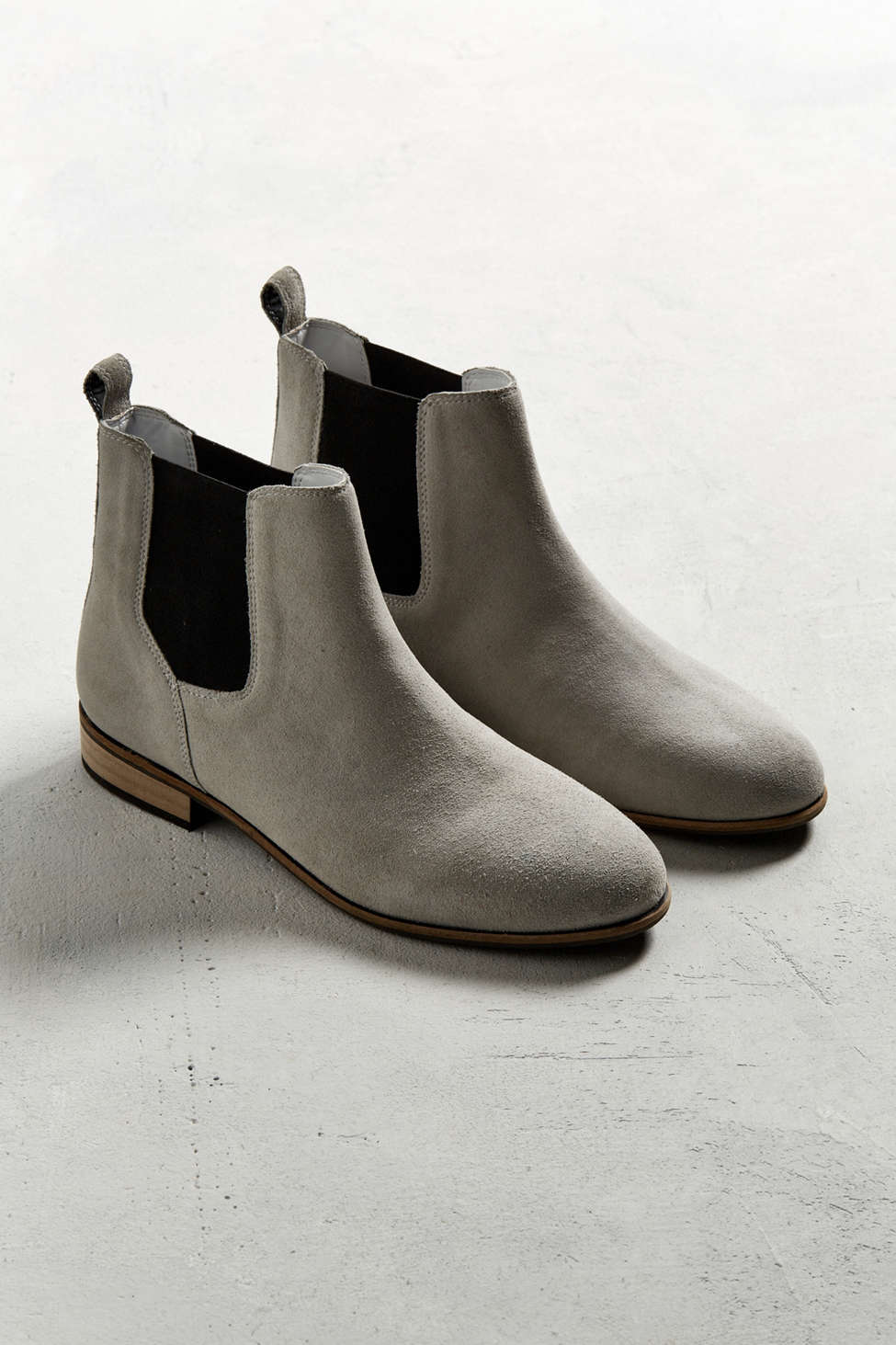 Uo Suede Chelsea Boot Urban Outfitters