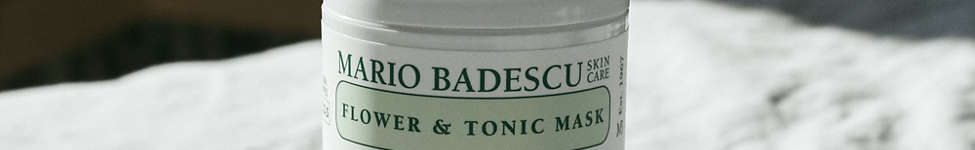 Thumbnail View 1: Mario Badescu Flower + Tonic Mask