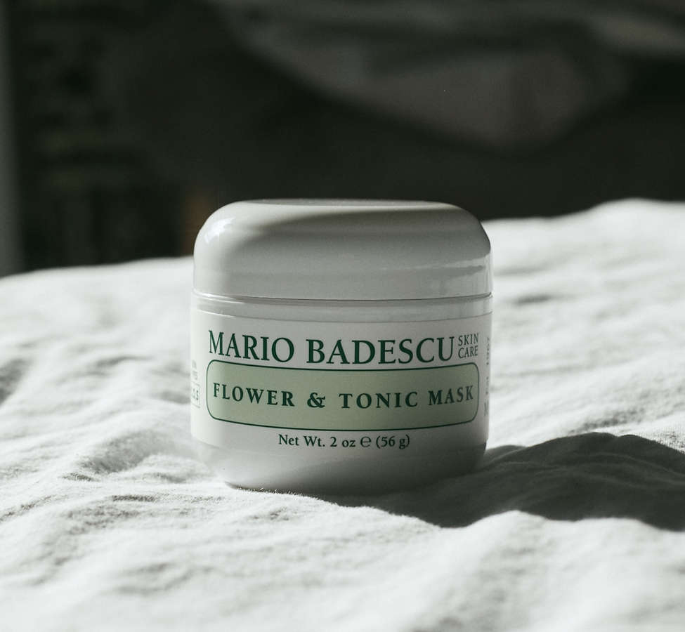 Slide View: 2: Mario Badescu Flower + Tonic Mask