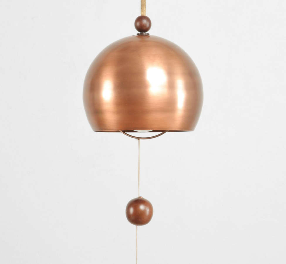 Slide View: 1: Chime Pendant