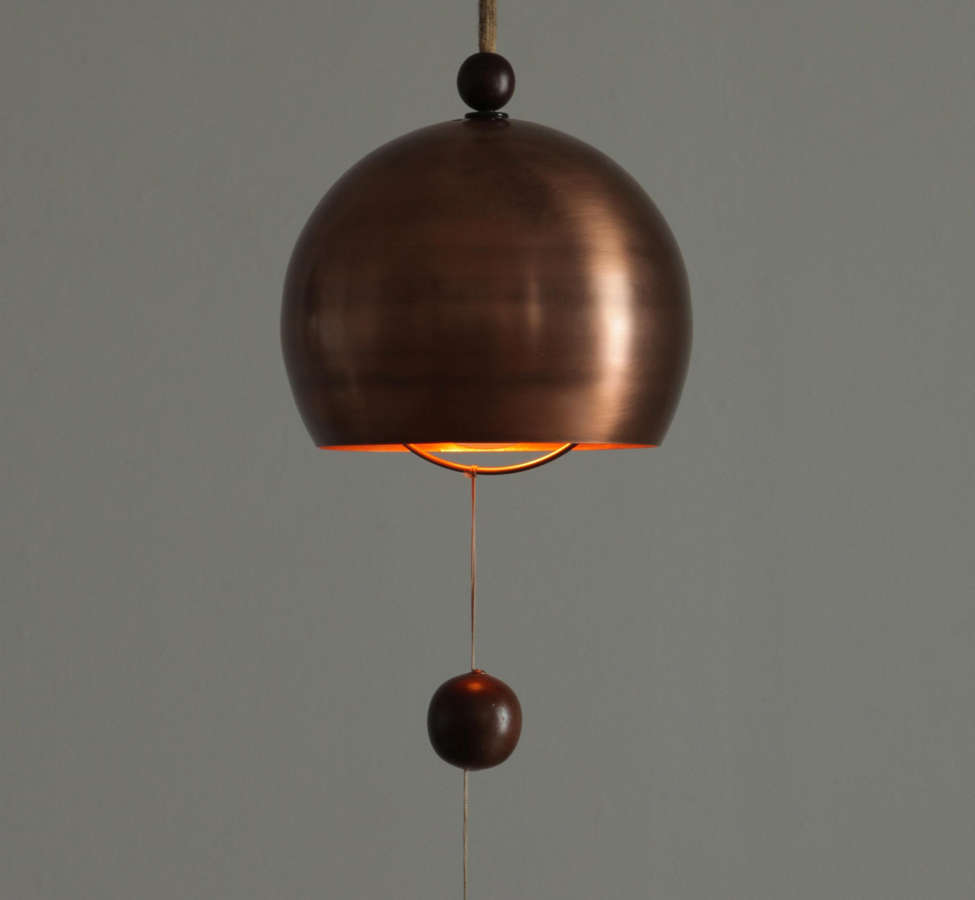 Slide View: 2: Chime Pendant