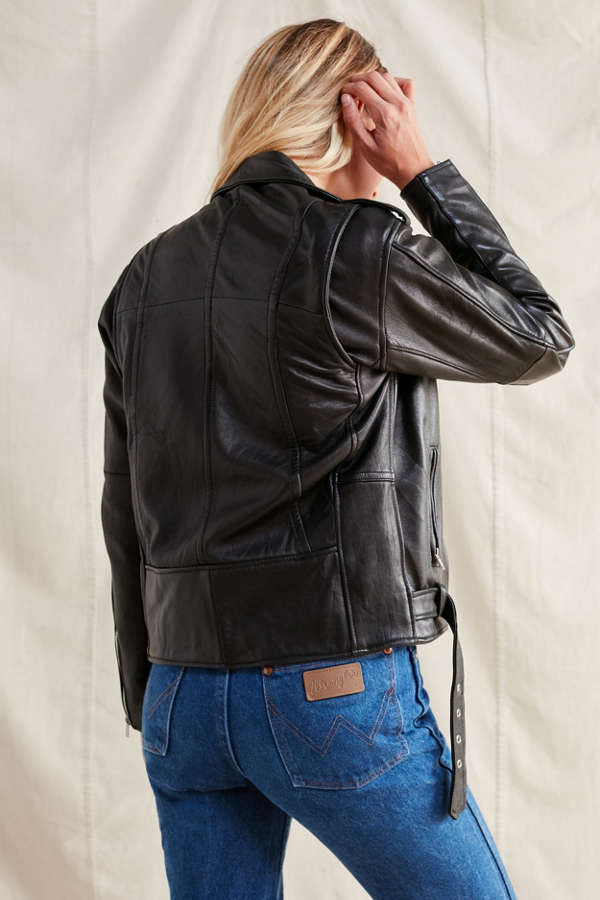 PeleCheCoco Leather Moto Jacket | Urban Outfitters