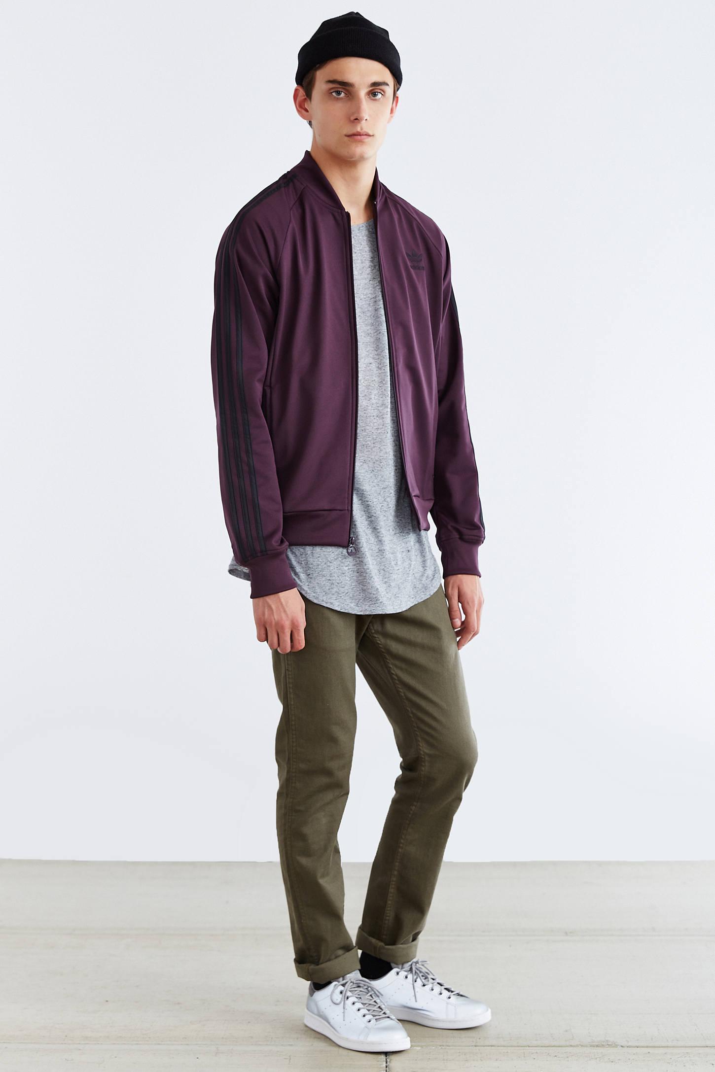 Adidas Superstar Giacca Urban Outfitters Originali Tracce Originali Outfitters e3f55d