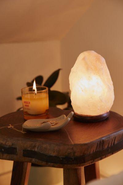 Salt Lamp Photography