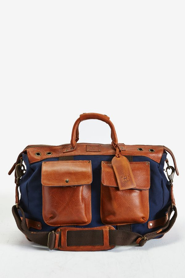 3098c41887f4 Slide View  1  Will Leather Goods Traveler Duffel Bag