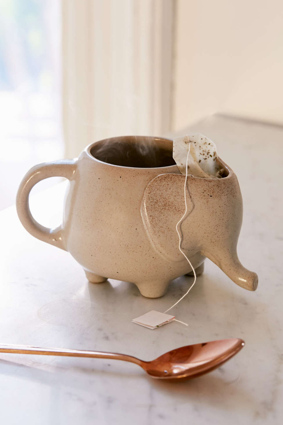Plum u0026 Bow Elephant Tea Mug   Urban Outfitters