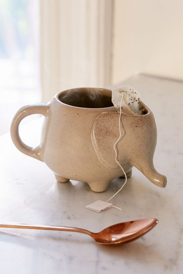 Plum u0026 Bow Elephant Tea Mug | Urban Outfitters