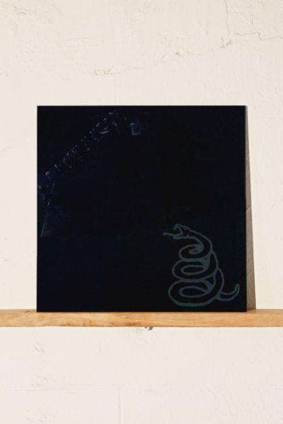 Metallica - Metallica LP