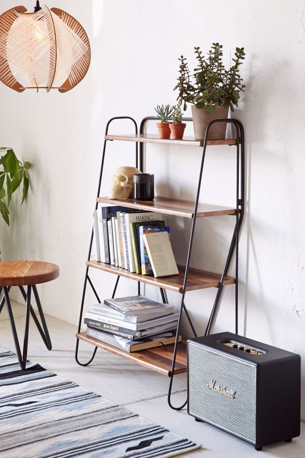 Your Urban Outfitters Gallery Max Wood Bookshelf