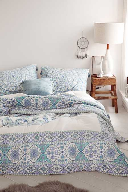 Magical Thinking Devi Medallion Comforter