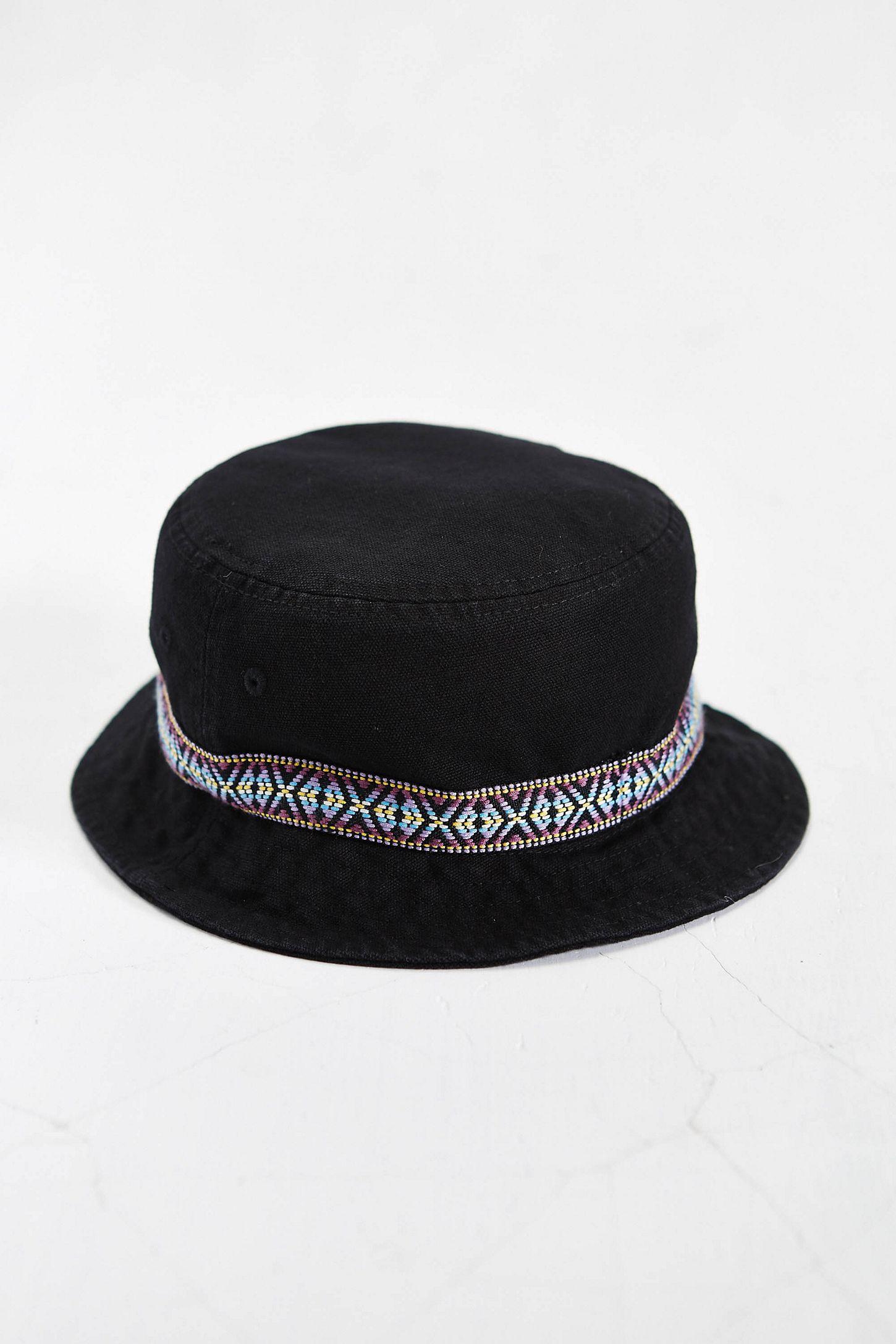 Stussy Folk Band Bucket Hat  1a9b5a6ae9d