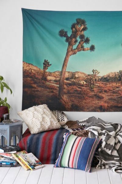 Aaron Morris Joshua Tree Tapestry