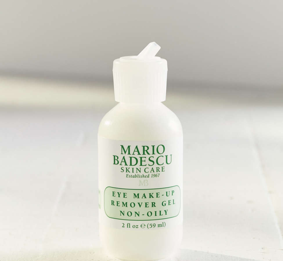Slide View: 1: Mario Badescu Non-Oily Eye Makeup Remover Gel