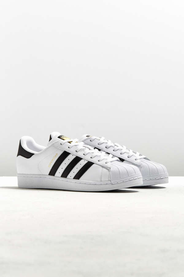 the best attitude 97859 43887 Adidas Superstar 2 Black White on feet Cheap Superstar