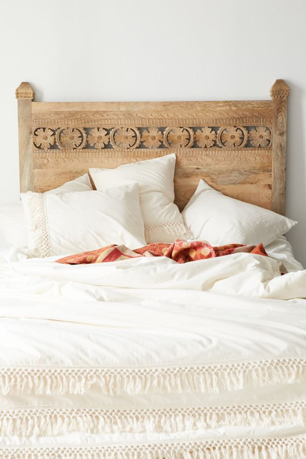 Pranati Carved Headboard Urban Outfitters