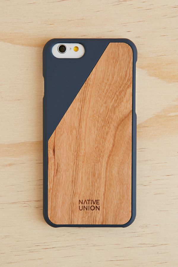 Slide View 1 Native Union Clic Wooden Iphone 6 6s Case