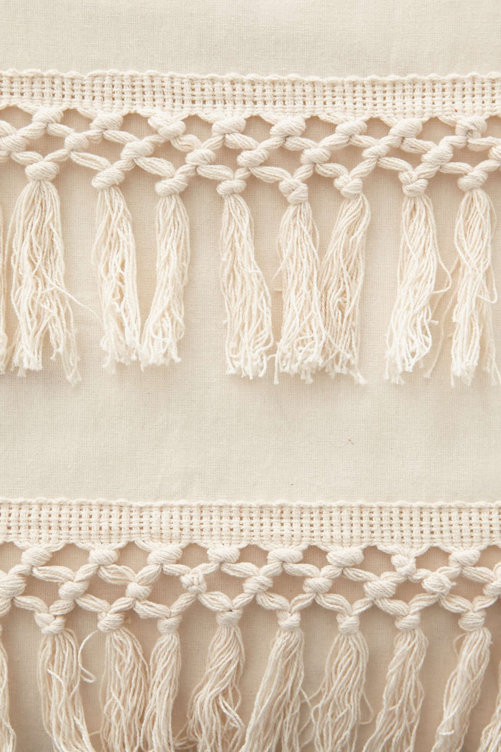 Magical Thinking Net Tassel Duvet Cover Urban Outfitters