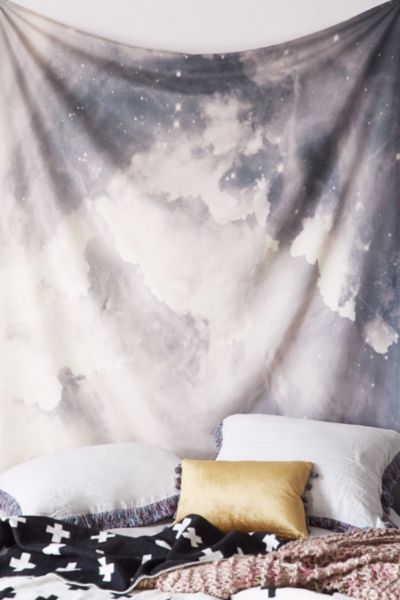 Caleb Troy For Deny Find Me Among The Stars Tapestry Urban Outfitters