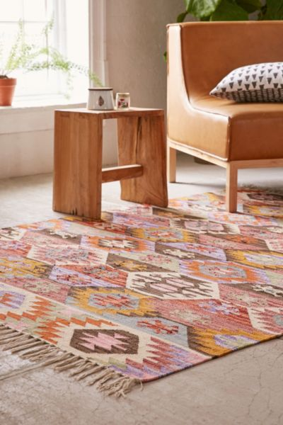 Maimana Woven Rug Urban Outfitters