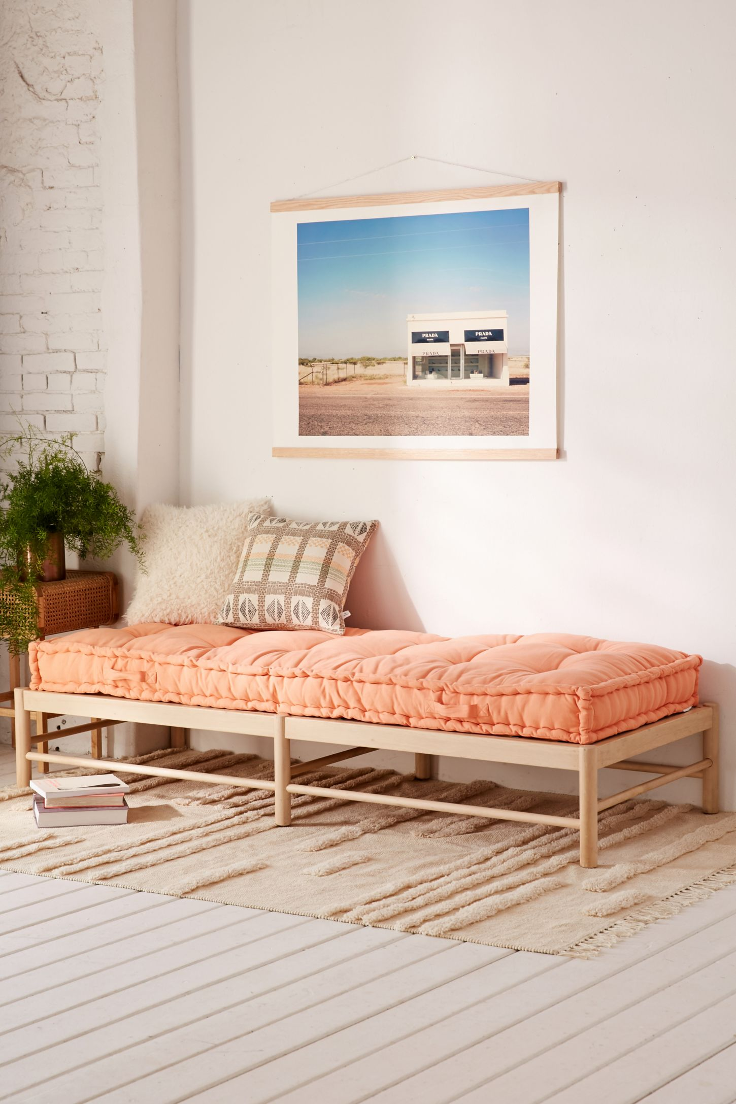 Rohini Daybed Cushion | Urban Outfitters