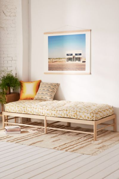 rohini printed daybed cushion urban outfitters. Black Bedroom Furniture Sets. Home Design Ideas