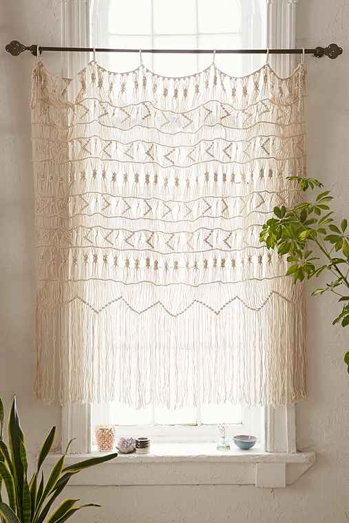 macrame wall hanging outfitters magical thinking kushi macrame wall hanging outfitters 5765